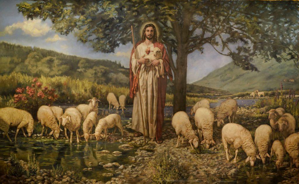 SÂMBĂTĂ ÎN SĂPTĂMÂNA A VI-A DUPĂ PAȘTI – Io 10, 27-38