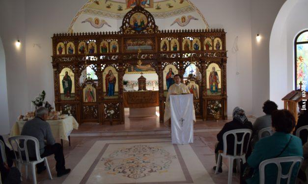 Sfânta Liturghie în Parohia Tinca