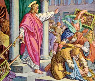 Vineri în Săptămâna Luminată – Ioan 2, 12-22