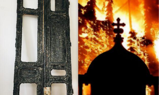 """Vernisajul expoziției """"Remember – Incendiul de la Palatul Episcopal"""""""