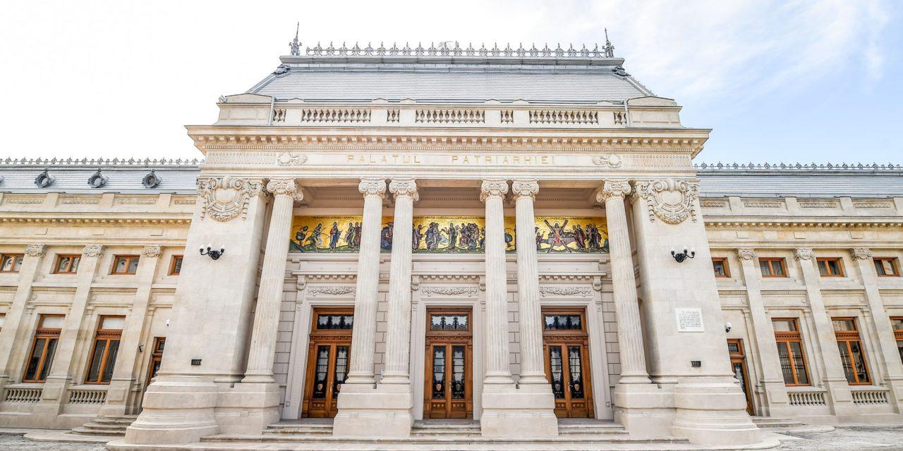 Cuvântul Preafericitului Patriarh Daniel la primirea Papei Francisc în Palatul Patriarhal