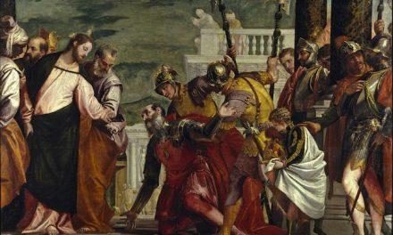 Luni în săptămâna a 3-a după Paşti – Ioan 4, 46-54