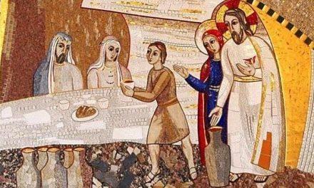 Luni în săptămâna a 2-a după Paşti – Ioan 2,1-11