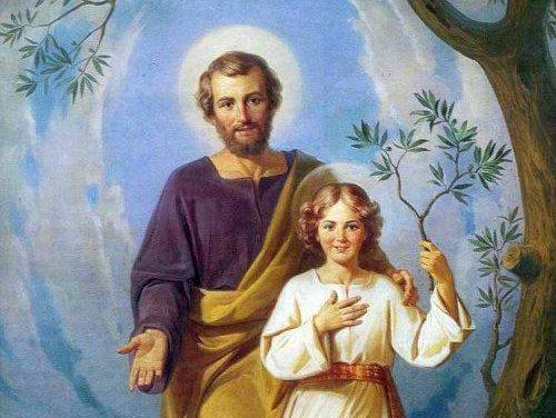 1 Mai, Sfântul Iosif muncitorul