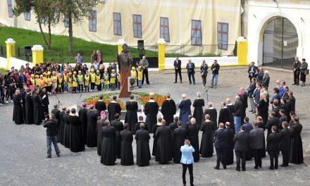 Mesajul PF cardinal Lucian Mureșan, la 20 de ani de la vizita Papei Ioan Paul al II-lea în România