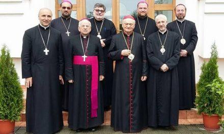 Sesiunea de primăvară a Sinodului Episcopilor Bisericii Române Unită cu Roma, Greco-Catolică 2019
