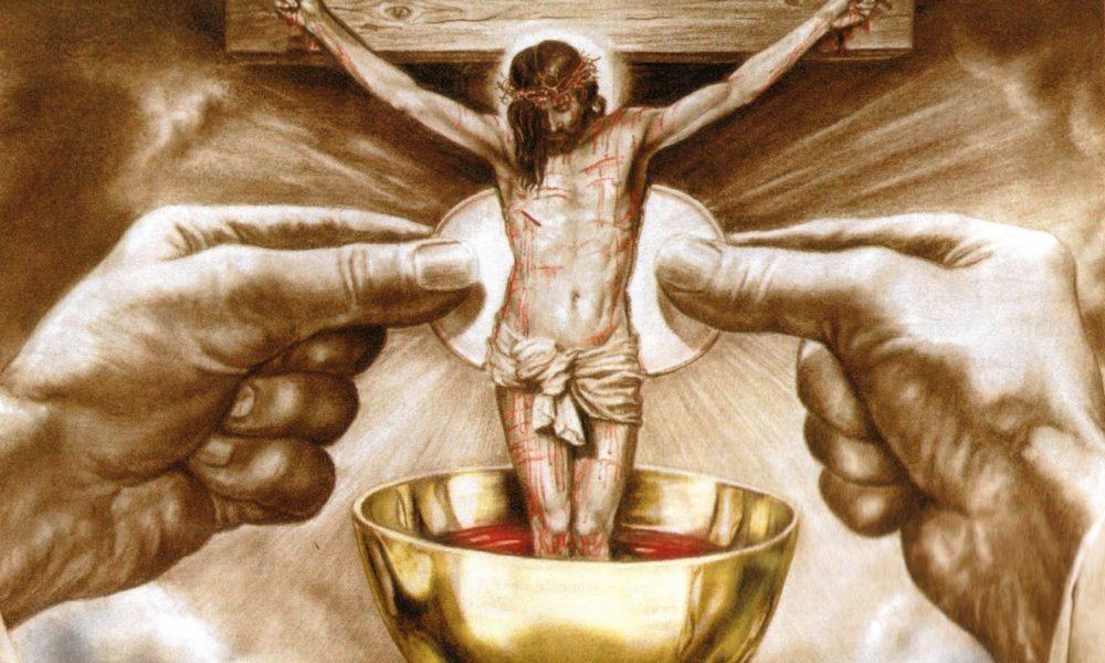 Vineri în săptămâna a 3-a după Paşti – Ioan 6,48-54