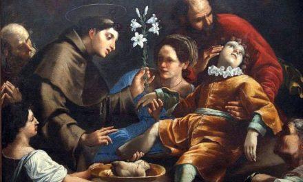 Sfântul Anton de Padova, întâlnirea cu Celălalt