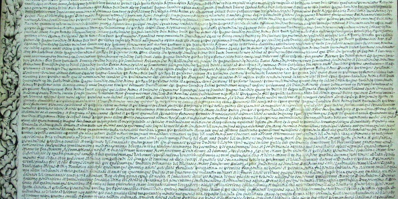 242 de ani de la înființarea Episcopiei greco-catolice de Oradea