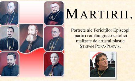 """INVITAȚIE: Vernisajul expoziției «Martirii», Biblioteca Județeană """"Gh. Șincai"""""""