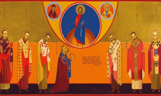 Icoana episcopilor martiri