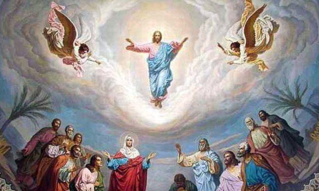 ÎNĂLȚAREA DOMNULUI – Lc. 24, 36-53