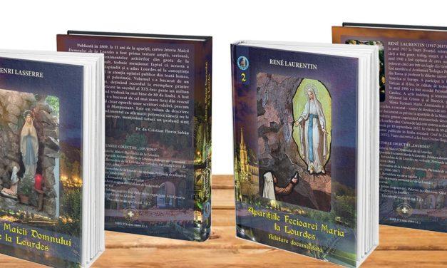 """INTERVIU DESPRE LANSAREA PRIMELOR DOUĂ VOLUME ALE """"COLECŢIEI LOURDES"""""""
