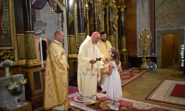 """Duminica a IV-a după Rusalii în Catedrala """"Sfântul Nicolae"""""""