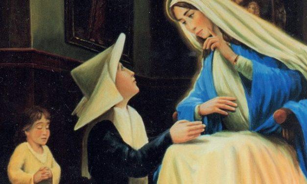 18 iulie 1830: Fecioara Maria îi apare Sfintei Catherine Laboure