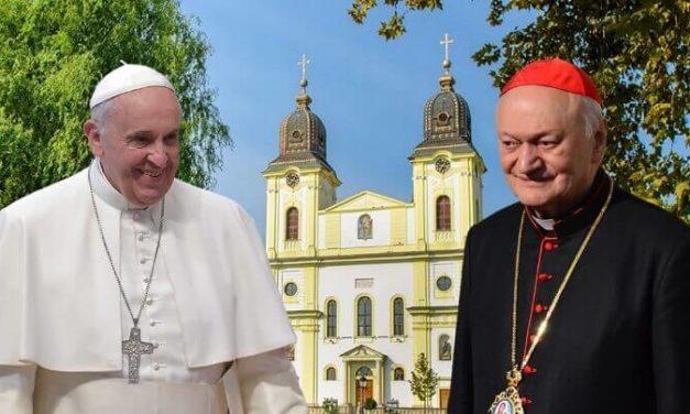 Scrisoare de mulțumire a Preafericitului Părinte Cardinal Lucian adresată tuturor persoanelor și instituțiilor care au contribuit la buna organizare și desfășurare a vizitei Apostolice a Sfântului Părinte Papa Francisc la Blaj