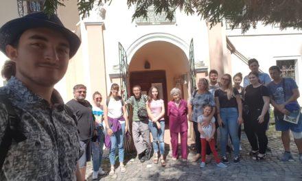 """TABĂRA """"CREDINŢĂ ŞI RECUNOŞTINŢĂ CTITORILOR ROMÂNIEI"""""""