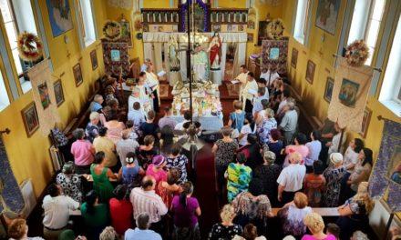 Sf. Maslu în Parohia Sititelec