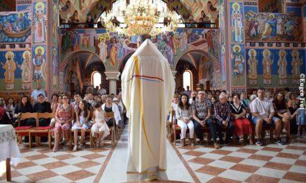 Hramul parohiei greco-catolice Schimbarea la Față din Oradea