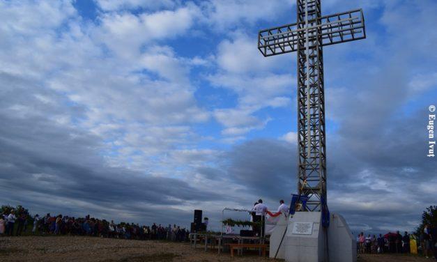 Ziua Localității Vintere, I ediție: sfințirea stejarului și a Căii Crucii