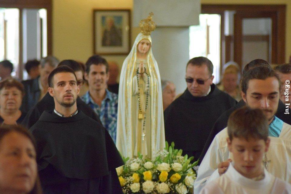 Sărbătoarea Adormirii Maicii Domnului la Sanctuarul Eparhial din Oradea