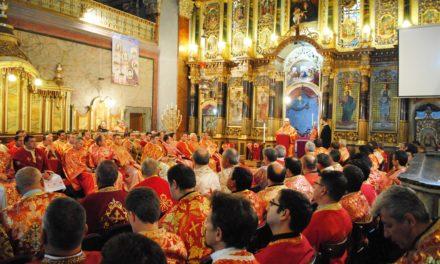 Scrisoarea Papei către preoți