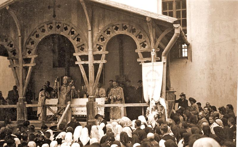 Tradiția greco-catolică a pelerinajelor la Nicula