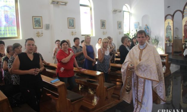 Biserica Greco-Catolică din Ștei, zece ani de la sfințire