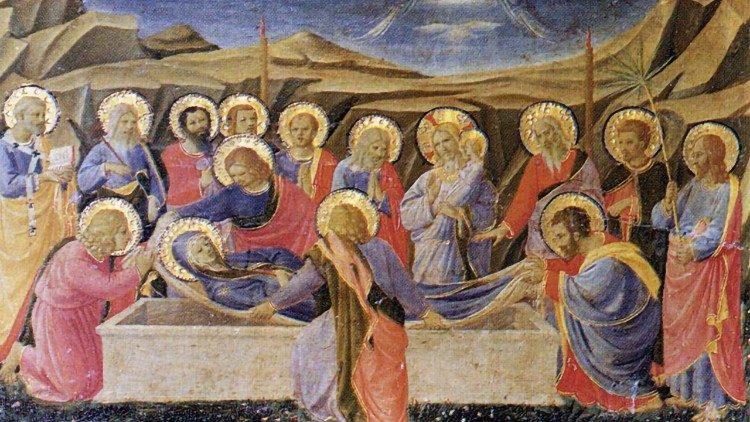 Consideraţii omiletice la solemnitatea Adormirii Maicii Domnului: Gloria Mariei
