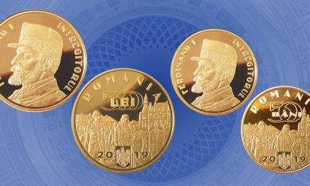 Palatul Episcopal Greco-Catolic din Oradea, pe noile monede lansate de BNR