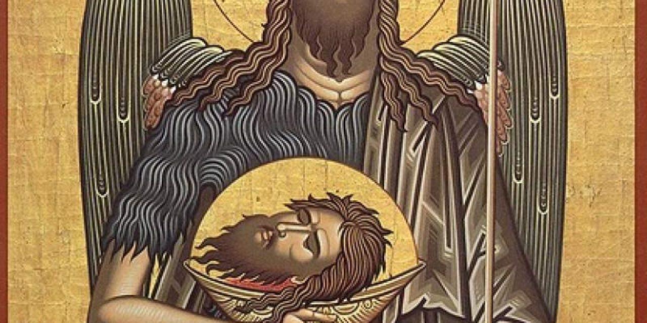 Sf. Ioan Botezătorul, mijlocitor al harului lui Cristos pentru cei aleși să sufere pentru El