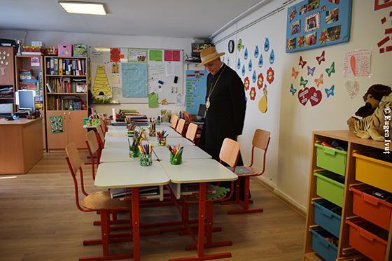 """PSS Virgil a vizitat Centru de Zi pentru Copii """"Sfântul Martin"""""""