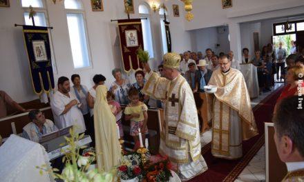 Vizita pastorală a PSS Virgil la Ioaniș