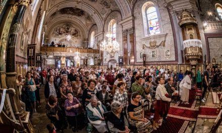 Omilia Nunțiului Apostolic în România la aniversarea a 25 de ani de la hirotonirea episcopală a PSS Virgil Bercea
