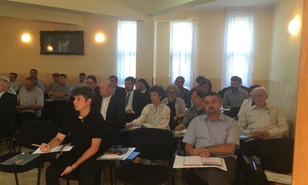 Întrunirea Consiliului Pastoral
