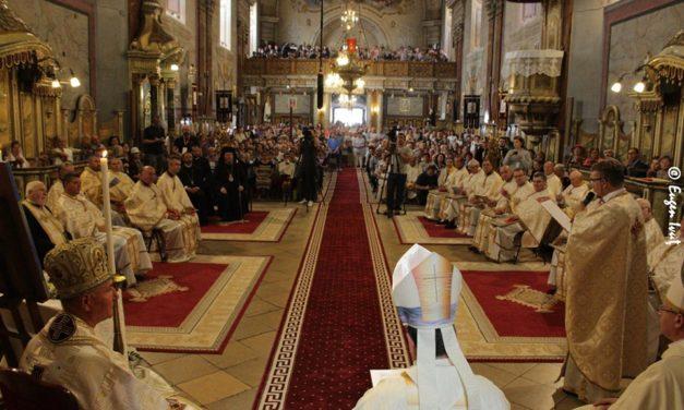 Pe urmele lui Isus Cristos, în cei 25 de ani de preoție