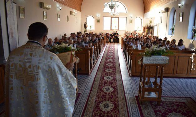 Hramul Bisericii din Suplacu de Barcău: 18 ani de la sfințire