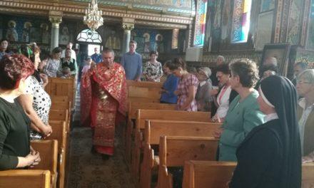 Seară de rugăciune, de ziua Sfintei Cruci