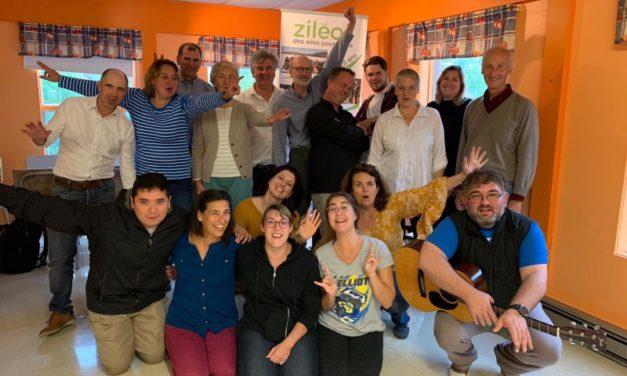 Sesiune de formare Ziléos, în Canada: speranță pentru viitor în Pastorația tinerilor