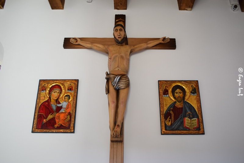 Crucifixul simbol din Casa Maniu