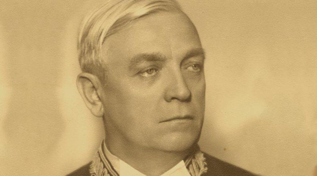 Liviu Rebreanu (27 noiembrie 1885-1 septembrie 1944)