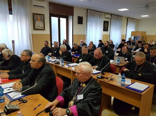 Întâlnirea Episcopilor Catolici Răsăriteni din Europa 2019, la Roma