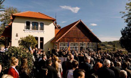 O campanie publică unică la nivel naţional şi-a atins obiectivul – Casa Memorială Iuliu Maniu a fost inaugurată