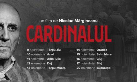 """""""Cardinalul"""", un film despre tragedia episcopului greco-catolic Iuliu Hossu"""
