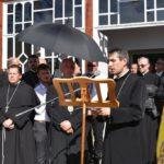 """Casa memorială """"Iuliu Maniu"""" din Bădăcin –  Discursul părintelui Cristian Borz"""