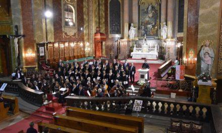 """""""Missa Solemnis in C"""" de Leopold Mozart în Bazilica Romano Catolică"""