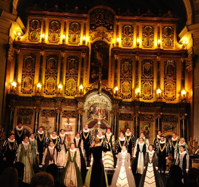 Corul Madrigal – un concert divin la Catedrală