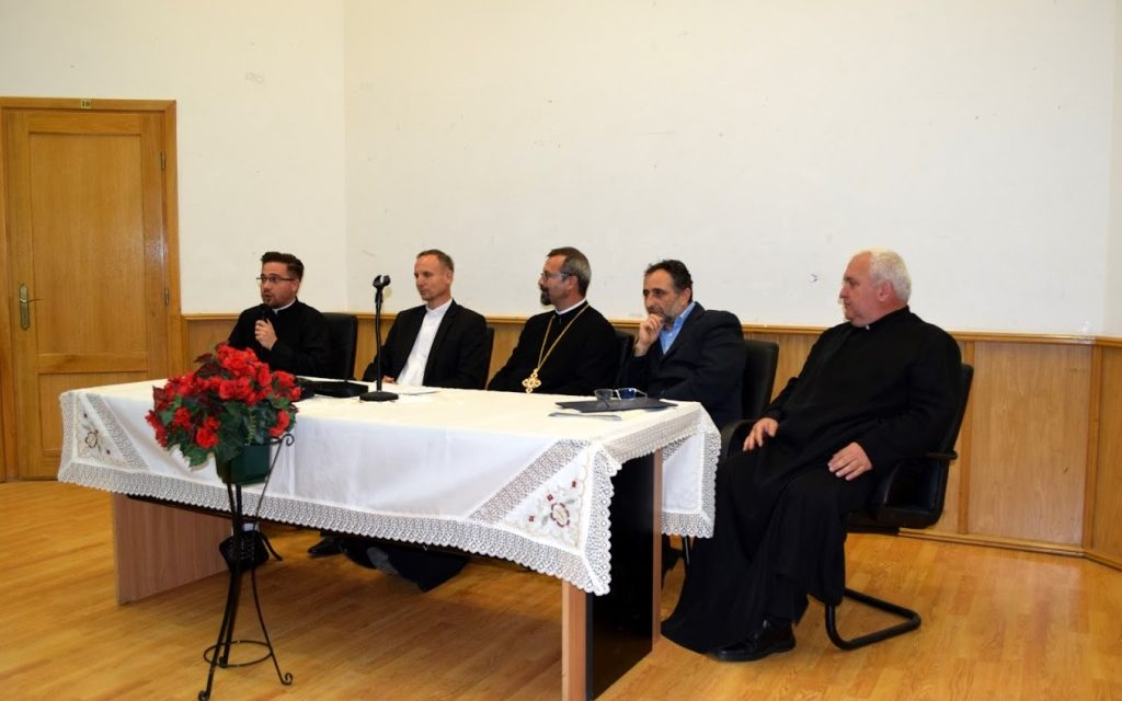 Discursul părintelui rector Anton Cioba la deschiderea anului universitar