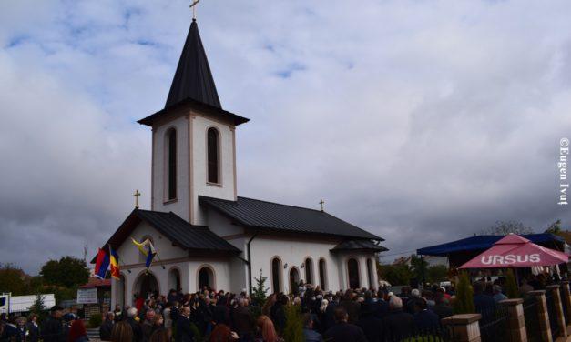 Consacrarea bisericii parohiale din Tinca, jud. Bihor