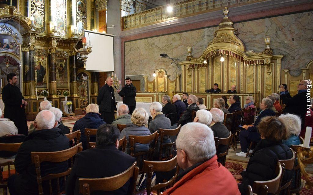 Vizita membrilor L'Œuvre d'Orient la Oradea